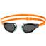 speedo Fastskin Prime Mirror Okulary pływackie pomarańczowy/czarny